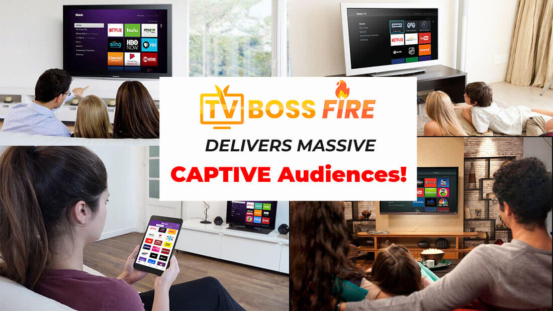 Get Access To A Massive TV Audience